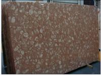 Red Polished Onyx Marble Wall Cladding