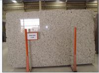 Brazil Polished White Rose Granite Tiles