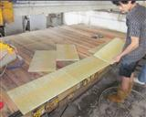 Showing Wall Honey Onyx Marble Slab