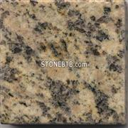 Polished Yellow Tiger Skin Granite Floor Tile