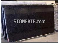 Indian Polished Black Pearl Granite Countertop