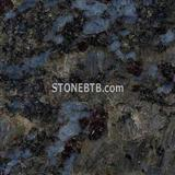 Chinese Blue Butterfly Granite Tiles