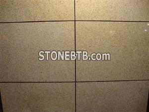 Polished Top Gold Star Granite Tile