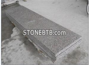 Polished New G635 Anxi Red Granite Flooring Patterns