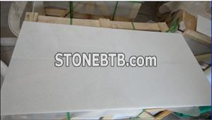 China Pure White Crystal Marble Tiles