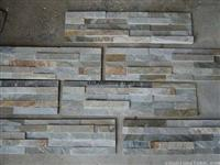 Slate Wall Cladding, Natural Slate Wall Tiles,Stacked Slate
