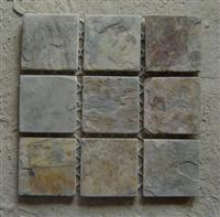 Tumbled Slate Tiles, Rust Slate Tile