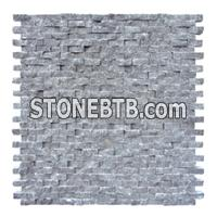 Mosaic Wall Tile, Gray Mosaic, Grey Mosaic
