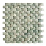 Green Mosaic Pattern Tile