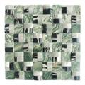 Green Pattern Mosaic, China Parren Tile, Mosaic Tile