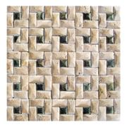 Mosaic Tile, Mosaic Pattern, Mosaic Travertine