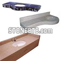Supply Granite Marble Vanity Top, Bathroom Top