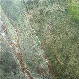 Chinese Rain Forest Green Marble Stone Tiles