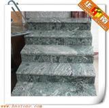 Ocean Green Granite Stairs