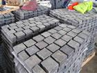 Grey Basalt Black Lava Pavers