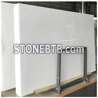 Crystal Pure White Marble Slabs Wall Tiles19