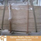 beige travertine slab,noce travertine stone