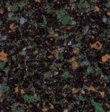 Artificial Quartz Stone Black & Green (N-2202)