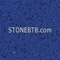 Artificial Quartz Stone Blue slabs & countertop (U-1132)