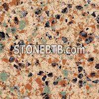 Artificial Quartz Stone slabs & countertop & tiles(N-2208)
