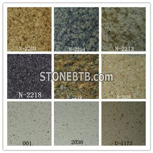 Quartz Stone New Color