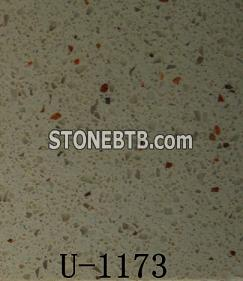 U-1173 Quartz tile  Quartz stone slab quartz Countertops