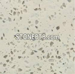 Quartz Stone Floor and Wall Decoration