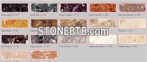 Artificial Stone, Compressed Marble
