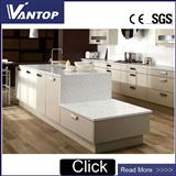 VT1800 Cheap Price Stellar White Engineered Quartz Stone for Countertop
