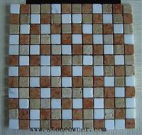 Sell Travertine Mosaic Tile