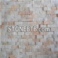 Norway Red Marble Mosaic Kitchen Backsplash Tile