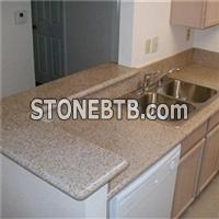 Factory Custom Design Natural Stone Tiles And Slabs For Kitchen Countertop Big Size Quartzite For Vanity Top