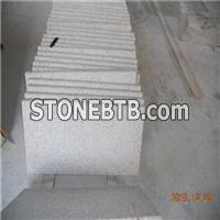 Flamed Yellow G350 Granite Curbstone G350 Granite Kerb Stone