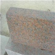 Red Granite G386 Kerbstone For Lanscaping Granite Kerbs For Gravestone Outdoor Paving Stone