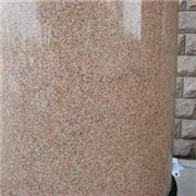 China Qilu Red Granite Granite Flooring Tile Honed Stone Surface Exterior Grey Granite Floor Tile