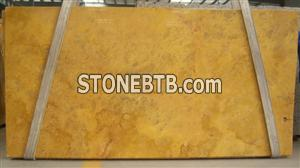 China Gold Gold Marble