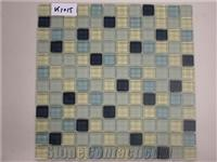 Glass Mosaic Tile 300X300MM