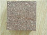 Flamed red porphyry