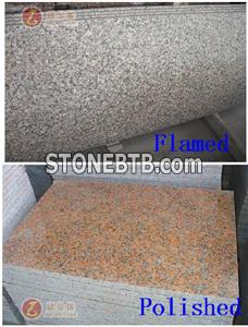 Granite g562 maple red tile