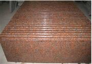 Granite steps g562 maple red
