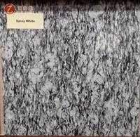 granite tiles spray white