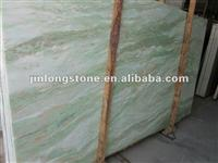 green and white onyx marble