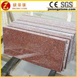 Hot sale Chinese G562 maple red granite tiles