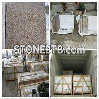 Cheap G687 Peach Red Granite