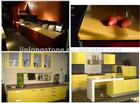 Yellow Quartz Stone Solid Surface