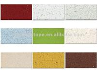Solid surface artificial stone for kitchen countertops