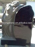 china black tombstone