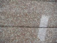 G687 red granite step