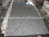 Polished china rosa beta granite stairs