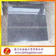 Chinese G654 dark grey granite tile